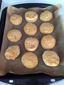 baking powder biscuits 3